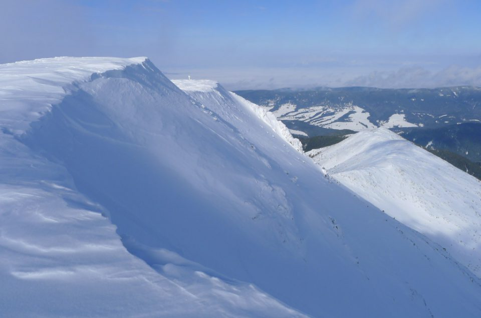 Warunki lawinowe w Tatrach