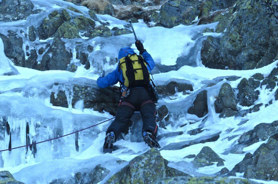 Doskonałe warunki wspinaczkowe w Tatrach