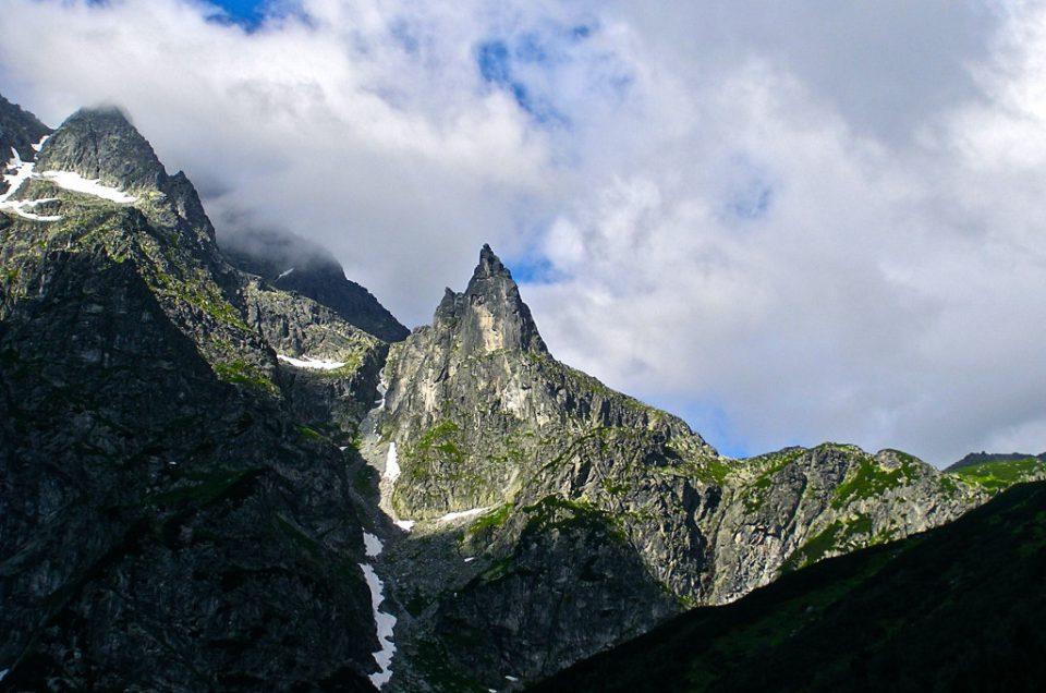 Mnich – pomysł na pierwszy szczyt poza szlakiem