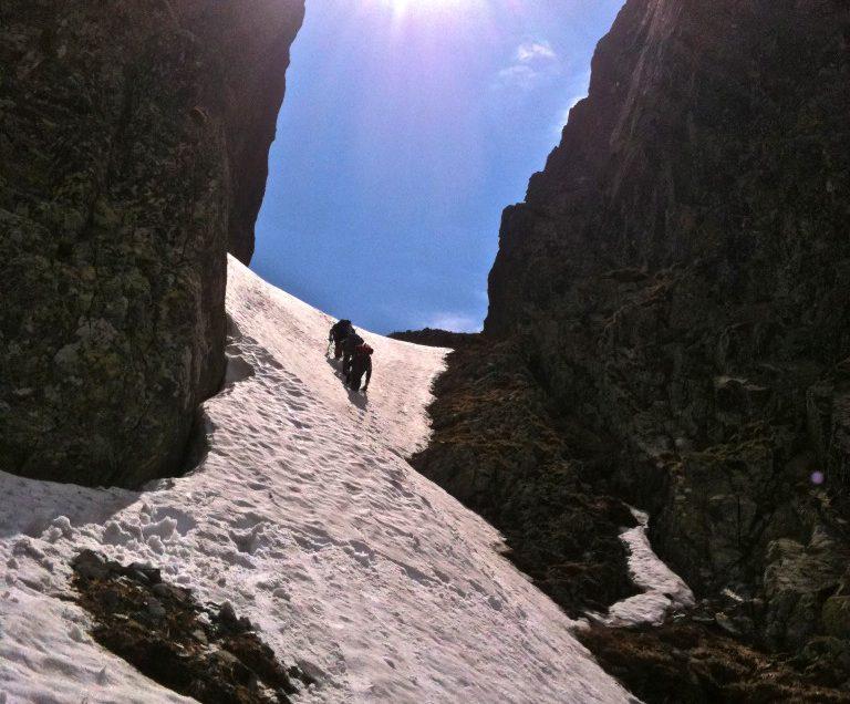 Propozycja szkoleniowa – ABC alpinizmu w Tatrach