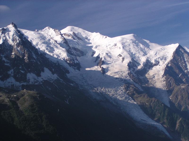 Wspinaczkowe klasyki w masywie Mont Blanc – Tour Ronde