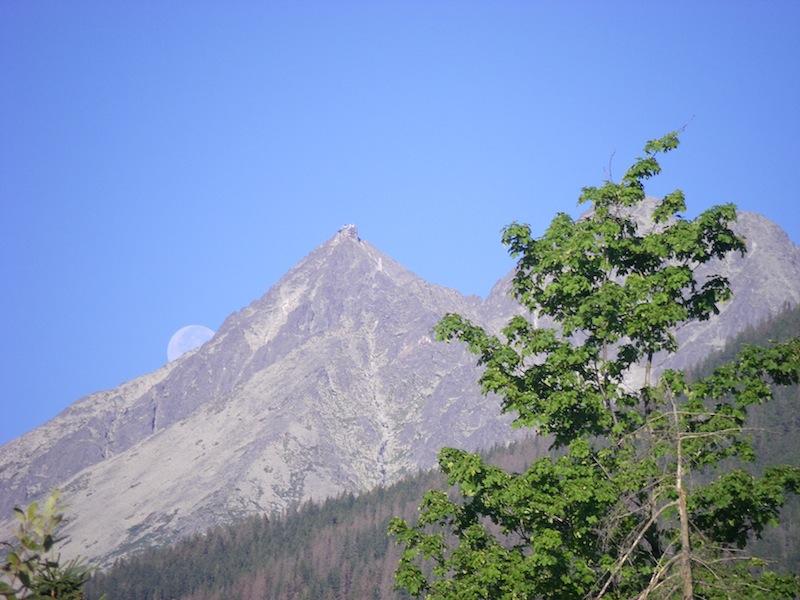 Korona Tatr – Łomnica