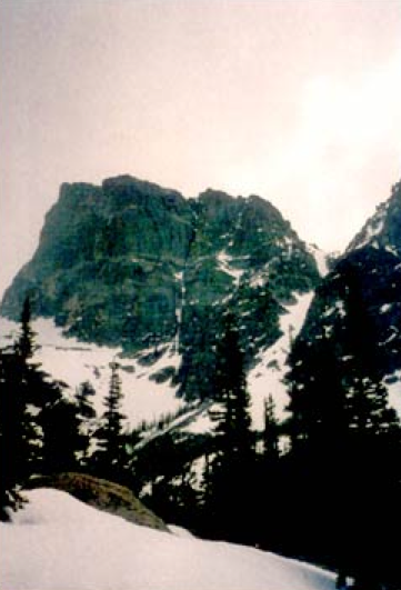 Historia jednego podboju (i jednego nie). Rocky Mountains National Park, Colorado USA.